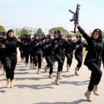 islamabad, pakistan, police women 8. mart