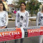 Udruženje Osvit, ulična akcija Zaštićena u Nišu (4)