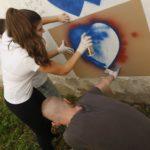 iscrtavanje grafita Mogu da necu