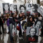 paris, france, 8. mart