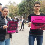 Udruženje Osvit, ulična akcija Zaštićena u Nišu (2)