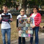 Udruženje Osvit, ulična akcija Zaštićena u Nišu (5)